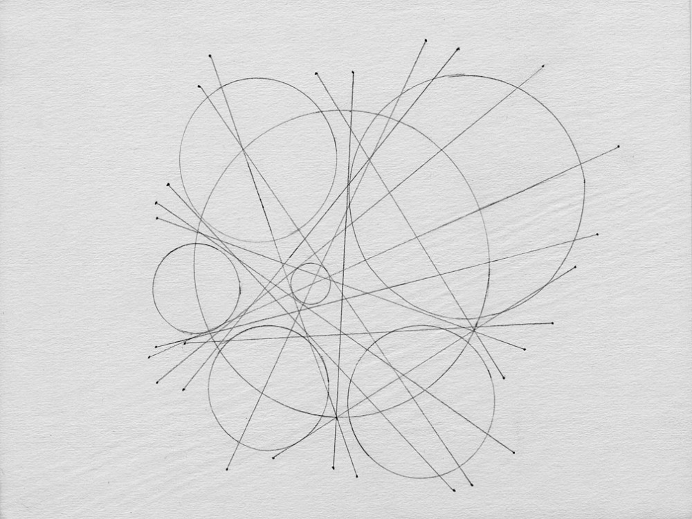Drawing With Lines And Dots : Swimming taco: galleries drawings